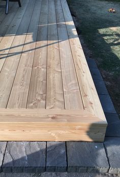 New Deck, Wood, Table, Furniture, Home Decor, Decoration Home, Woodwind Instrument, Room Decor, Timber Wood