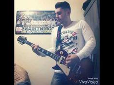 Voz da verdade Vale De Ossos Secos Guitarra Solo Cover