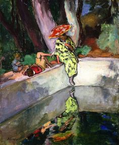 henri lebasque(1865-1937)