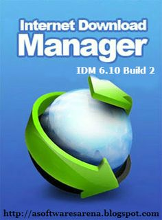 Internet Download Manager 6.10 build 2 is a powerful tool to download serveral things from internet like games, softwares, movies etc