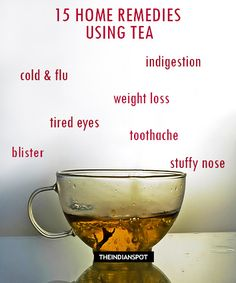 Tea is perhaps one of the best known beverages known in Indian households. Sip it hot or relish a tumbler of ice-cold tea, drinking tea is always refreshing. But did you know that tea can be used for treating a variety of problems at home? Keep reading to know the top fifteen home remedies that …