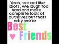 Best Friend Quotes and Sayings for Girls - Bing Images
