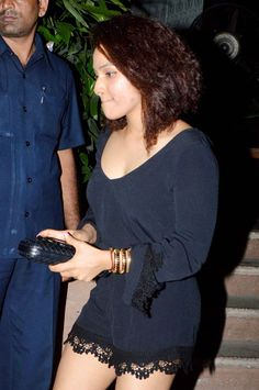 Masaba Gupta spotted partying with leading celebrities at night. #Style #Bollywood #Fashion #Beauty #Page3