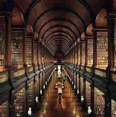 eski kütüphane -