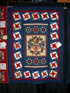 Quilts of Valor quilt