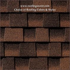 Best Sunset Brick Gaf Timberline Roof Shingles Swatch 640 x 480