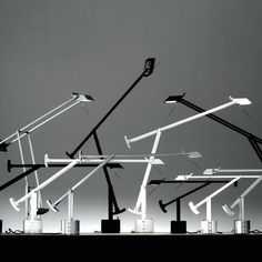 Tizio table lamp by Richard Sapper for Artemide