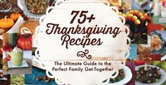 Thanksgiving is one of the best times of year. But finding the best Thanksgiving recipes when you're having family and friends over can be stressful. In our ultimate guide to Thanksgiving recipes that will impress your friends and family, you'll find traditional favorite recipes, delicious new recipes, and a few fun extras thrown in to bring new life to your Thanksgiving celebrations.