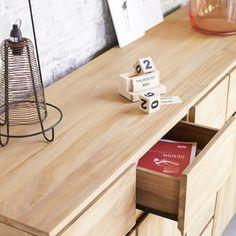 buffet e banconi prezzi imbattibili tikamoon offerta arredo in legno design