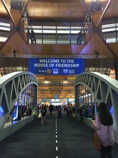 Rotary International House of Friendship. Rotary International Convention, Sydney, Australia 2014