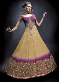 This would be perfect for a Mendhi party where the theme is Purple/Gold. #asian #desi #bridal #asianwedding