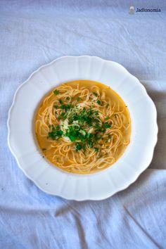 jadłonomia • przepisy wegetariańskie: Najlepszy wegetariański rosół