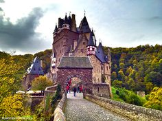 Castle Hunting in Germany: My Trip to Burg Eltz