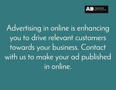 Ad online to get relevant customers of business. Advertising, Ads, Pain Management, Campaign, How To Get, Business, Store, Commercial Music