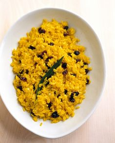 Rice takes on a world of flavor in this delicious pilaf recipe.