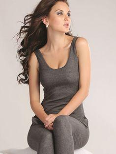 Hot Stuff Thermal Ladies Short Sleeve Vest White size S M L XL XXL