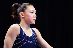Kyla Ross. 2012 Olympic Team: Women's Gymnastics - Gymnastics Slideshows | NBC Olympics
