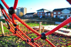 Park on the canals in East London via: Behind The Lens Lukey #photography #travel