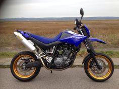 XT660X @Parkgate Wirral UK