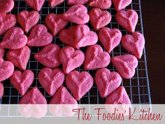 Jell-O Spritz Cookies by The Foodies' Kitchen, via Flickr