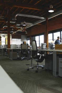 Free stock photo of office, business, chairs, workspace