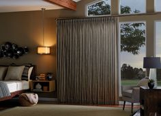 Add Style and Warmth to your Bedroom Diy Curtains, Valance, Bedroom Curtains, Budget Blinds, Neutral Bedrooms, Custom Drapes, Drapery Hardware, Family Room, Furniture