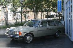 w123 wagonn