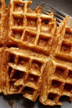 NYT Cooking: If you have a sourdough starter, you will need to feed it to keep it alive. Many recipes call for doing so after discarding a cup or so of the starter you have, so as to maintain its equilibrium and prevent it from growing too large. This recipe takes advantage of that excess starter, using it as the base of a pancake or waffle batter that ferments overnight ...