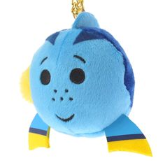 Introducing Disney's Finding Nemo Tsum Tsum Dory Stuffed Toy Keychain. Official Disney Character Goods Store. Fashion, merchandise, toys, stationary and many other types of goods available. Also great for ordering presents and gifts online.