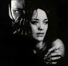'His only crime was that he loved me.' Talia al Ghul - Miranda Tate. Female Villains, Best Villains, The Dark Knight Trilogy, The Dark Knight Rises, Batman Christopher Nolan, Bane Quotes, Marion Cottillard, Batman Hero, Talia Al Ghul