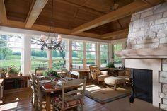 outdoor room/sunroom