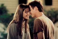 Landon Carter & Jamie Sullivan | A Walk to Remember (2002)    #shanewest #mandymoore #couples