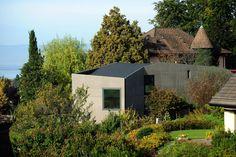 Villa Dind, La Tour-de-Peilz, Switzerland / Link architectes