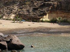 Playa Las Galgas - Playa Paraiso - Costa de Adeje - Tenerife Sur - Islas Canarias. Tenerife, Canario, Costa, Water, Travel, Outdoor, World, Canary Islands, Beach