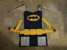 A Batman apron #batman #diy