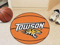 Towson University Basketball Mat