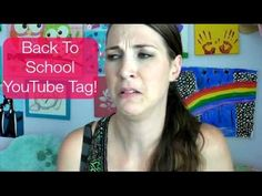 ▶ Back To School YouTube Tag - #YouTube
