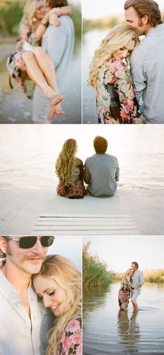 beautiful engagement shoot!