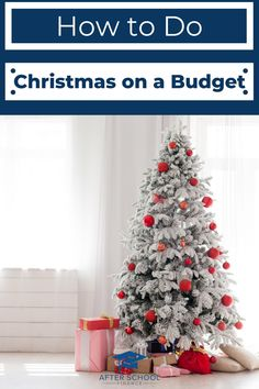 The holidays are the time for generosity...and wallet-busting. Learn to do Christmas on a budget and avoid breaking the bank. We'll share some of our favorite frugal Christmas ideas, holiday budgeting tips, and ways to earn extra money for Christmas! We'll even show you how to use sinking funds so that next year's Christmas is less stressful! So, get started with these great ideas for Christmas on a budget so you don't overspend this holiday season! #personalfinance #saving #frugalchristmas Christmas Decorations For Kids, Inexpensive Christmas Gifts, Christmas On A Budget, Christmas Activities, Christmas Ideas, Budgeting Finances, Budgeting Tips, Budget Holidays, Sinking Funds