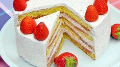 Stoleté recepty: Královské řezy rodokmenem i chutí – Hobbymanie.tv Cakes And More, Ale, Cheesecake, Food And Drink, Recipes, Treats, Sweet, Pies, Cheesecakes