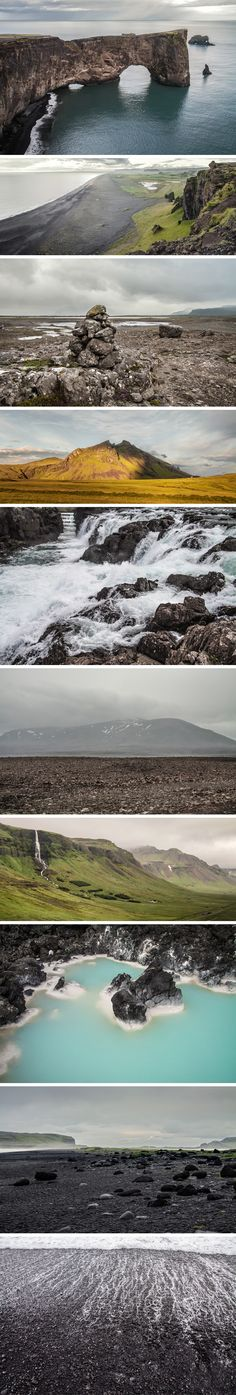 Iceland Free Photos Vol.2 | GraphicBurger