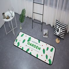 ==> [Free Shipping] Buy Best New Fashion Cartoon Rectangle Carpet Lovely Plants Bedroom Living Room Mat Green Cactus Designer Doormat Area Rugs for Parlor Online with LOWEST Price | 32812491186