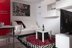 """""""Interior - (not oppa) - IKEA style"""" in Freedomek Live A Little, Pin Up Style, Ikea, Contemporary, Interior, Furniture, Design, Home Decor, Decoration Home"""