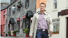 Sneak Peek: Chris O'Donnell in Ireland for an upcoming issue