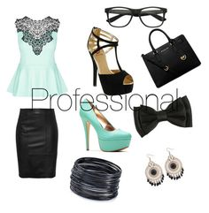 """""""Untitled #1"""" by avikaur on Polyvore featuring City Chic, Red Circle, MICHAEL Michael Kors and ABS by Allen Schwartz"""