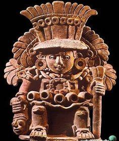 Povos da Antiguidade: Zapotecas