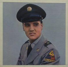 Soldier Elvis...<3 Sexy As Fuck.