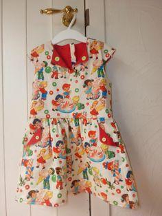 Lotta jurk van Compagnie M. door MijnParadijsje