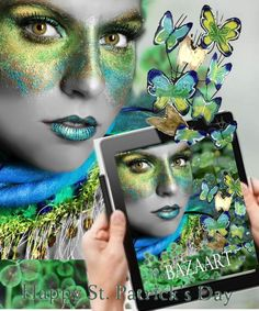 Bazaart - St. Patrick's Day (created with Bazaart by Susanna Townsend)