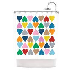 #hearts #heart #love #rainbow #color #projectm #kess #kessinhouse #artforthehome